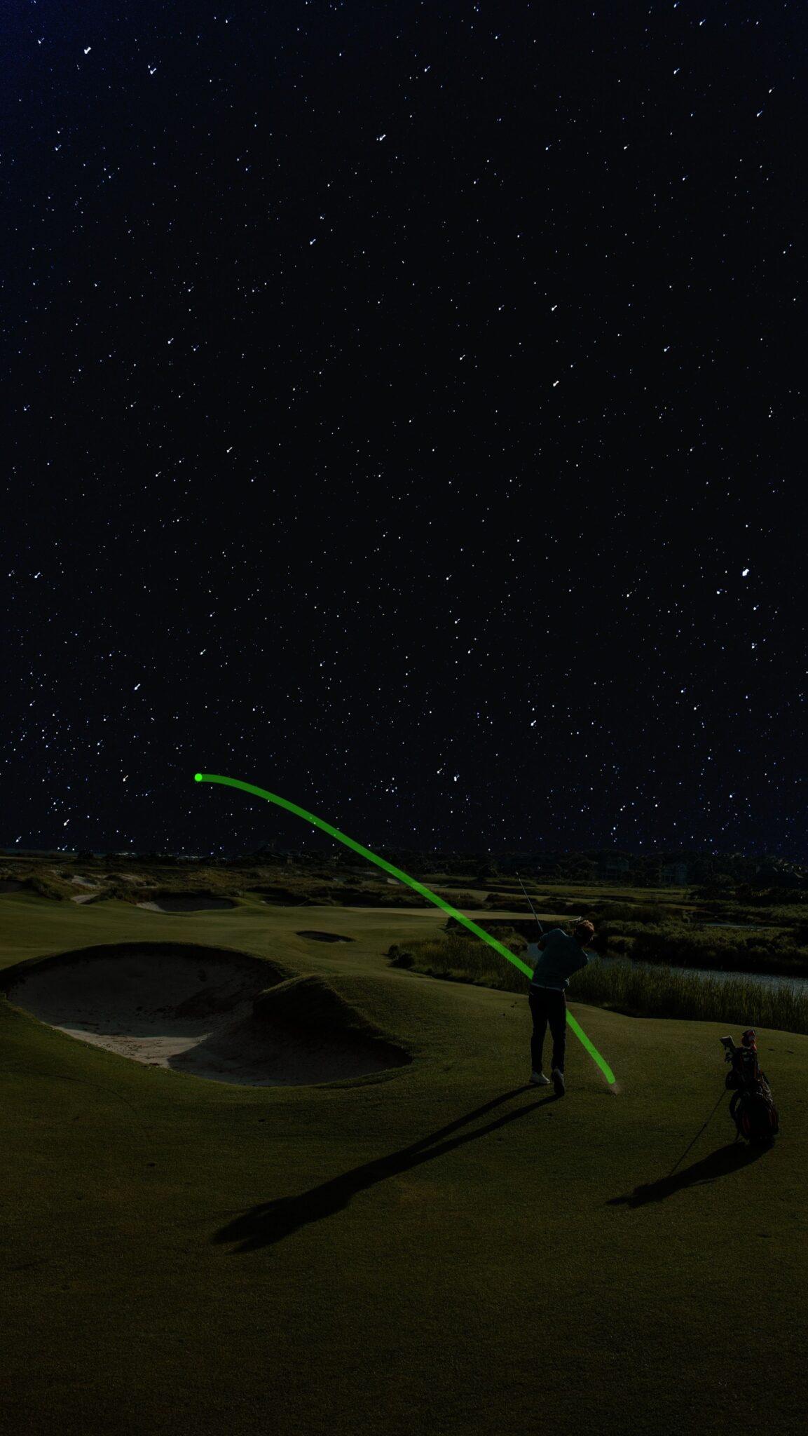 Night Golf Image updated